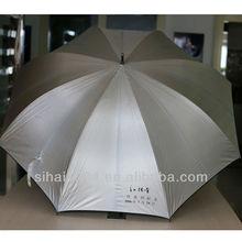 Super Anti UV umbrella with sliver outside