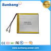 High quality real capacity android tablet replacement battery ,li-polymer battery3.7V 7.4v 3600mah