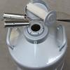 YDS-15 Top quality 15 Liter small capacity thermos liquid nitrogen storage dewar flask