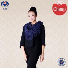Wholesale Solid Color 100% Cashmere Scarf cotton scarf