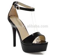 new design 2014 women hot sale sandals for summer N-HP801