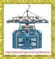 Alta velocidade individual jersey( +3 velo segmento) estilo mayer máquina de tricô circular