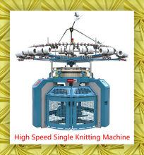 Alta velocidad Single Jersey ( 3 hilo de lana ) mayer estilo circular knitting machine