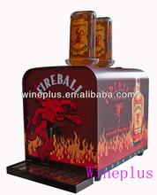 tap supply chilled shot dispenser,Tequila drink shot freezer SSC-315MT
