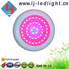 135W UFO Led grow light 45*3W mini UFO for seeding, flowering and seeding with CE,FCC and RoHS approved
