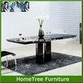 black moderna madeira reciclada tabela