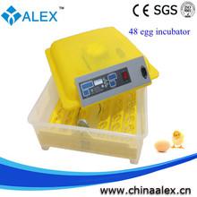 Good gifts for sisters egg incubator china mini automatic 48 egg incubator for sale