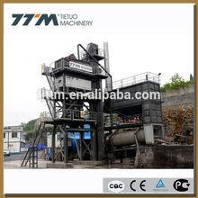 80t/h stationary asphalt mixer machine,asphalt mixing machinery