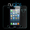 Nuglas Super 9H Hardness Tempered Glass Protective Film For iPhone 5/5c/5s