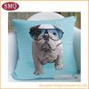hot selling New design custome digital printed dog design cushion covers