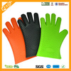 2014 Durable Hot Selling BBQ silicone gloves as seen on tv