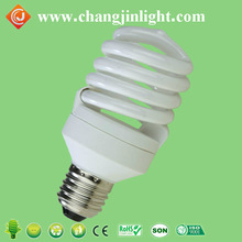 Hot sale spiral shape 85w cfl lamps home lighting
