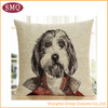hot selling New design digital printed decorative custom made dog cushion cover
