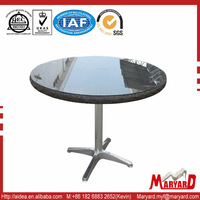 2014 modern style round restaurant round tables and chairs