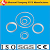 High Performance PTFE Ball Valve Seats Virgin With O Ring OEM