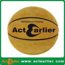 cow leather genuine leather basketball