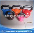 exercício fitness kettlebell vinil