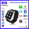 2.0M Prepositive Camera Dual CPU GPS WIFI Bluetooth FM Android Watch Phone