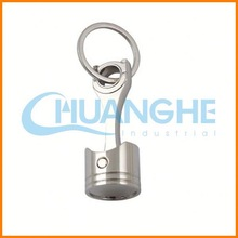 Made in china exquisite engrave wood key chains