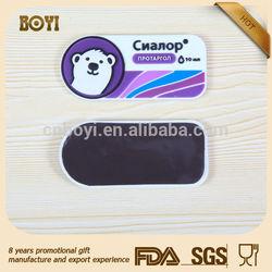 custom promotional wholesale souvenir gift fridge magnet,magnetic sticker, for decoration/cartoon/3d/rubber/soft pvc/metal/paper