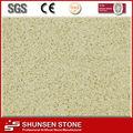 de alta calidad de la arena blanca de cuarzo artificial losa de piedra qz650