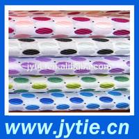 2015 Various Color Dot Design Brocade Fabric for garment