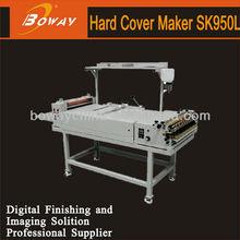 China Manufacturer Factory A3+ landscape size SK950L Hard Cover Maker