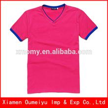 Cheap promotional t shirt men design