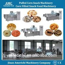 Extrusion corn Snack Food Manufacturing Machine