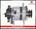 motor diesel 4d84 pequeno alternador