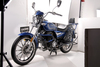 excellent performance Chinese super 150cc EEC heavy motorcycle with ZONGSHEN engine