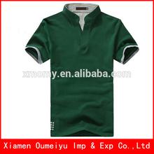 Fashion popular blank polo t shirt factory wholesale