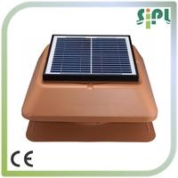 Good price! Automatic solar power generator with AC adapter solar ventilatior fan system