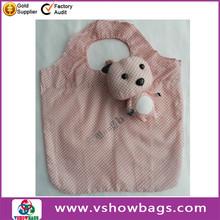 fashion brand promotional shopping bag eco nonwoven foldable shopping bags