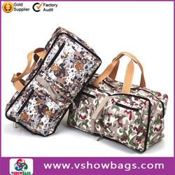 fashion design doll bag/foldable bag folding shopper