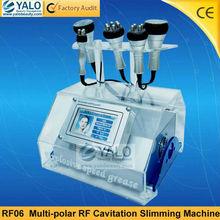 YL-RF06 Multi-functional Vacuum 2012 Best Rf Cavitation Body Slimming Machine