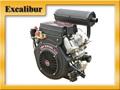 Ar refrigerado 22hp dois cilindros motor diesel SV870F