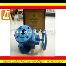 tianjin lituo DN50-600 soft sealing gate valve/non-rising stem gate valve