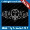 D0823 china hotfix motifs factory;high quality skull-5 motifs hotfix;fashion design hot fix motifs