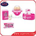 baratos juguetes de plástico pretenden cocina eléctrica de juguete en casa aparato de cocina juguetes para las niñas