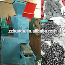 Competitive coal slurry and cinder briquette machine