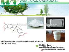 4,4'-(Hexafluoroisopropylidene)diphthalic anhydride 1107-00-2