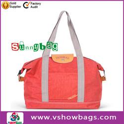wholesale price non woven bag with zipper pp non woven foldable shopping bags