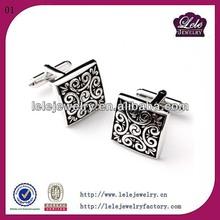 stainless steel men's cufflinks/cufflink sets,low price cufflinks