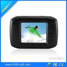 1080p waterproof car recorder mini digital video camera