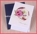 القدوم السامي الجديد-- الصف الأسهم رومانسية تحية بطاقة دعوة الزفاف