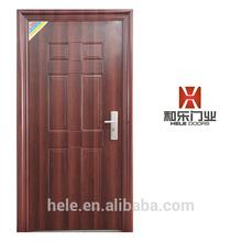 HL-087 exterior steel security door