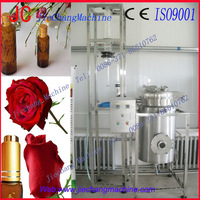industrial herb/rose essential oil steam distiller/distillation for sale