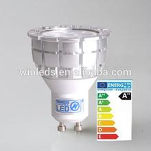 gu10 dimmable led spot light A++ Industry leading spot GU10 5.8W with 3 years warranty