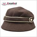 nuevo estilo loco de invierno sombrero de las señoras estilos